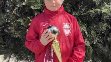 Завершился турнир «Мячи прилетели» в городе Анапа.